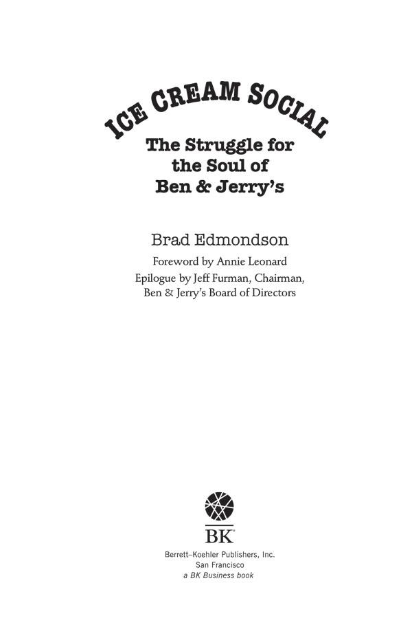 Ben & Jerry'sFlavor