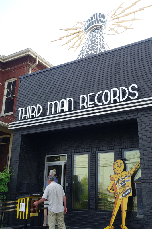 Thrid Man Records, Nashvile